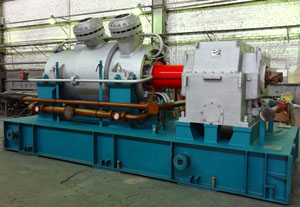 Compressor plant GC-375/4-77 GTU for Vyngapurovskoye COP LTD
