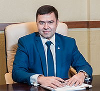 Ilnur SAGDIYEV: Kazankompressormash is the best that there is in the Russian compressor manufacturing""